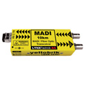 LYNX Technik Yellobrik OTR 1210 MADI Coax to MADI Fiber Transceiver - 10km - 1310nm LC Connectors - Singlemode Version