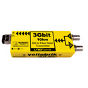 Yellobrik OTX 1812 SC - 3Gbit SDI to Fiber Optic Transmitter with looped SDI input - 10km - 1310nm with Fiber SC Conn.