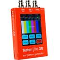 LYNX PTG 1802 Testor Lite 3G SD/HD/3G Test Pattern Generator