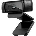 Logitech C920 HD Pro Webcam - Black - USB 2.0