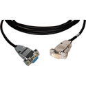 Minature Low Profile VGA Cable - DSUB 15HD Male - Female 50Ft.