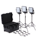 Litepanels 935-3005 Astra 1x1  EP Traveler Trio V-Mount Kit