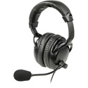 Listen Technologies LA-454 ListenTALK Headset 4 (Over Ears Dual with Boom Mic)