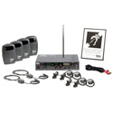 Listen LS-41-072 Level I Stationary RF Assistive Listening  System (72 MHz)