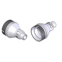 Lightel PT2-LEMO/PC/F Tip for LEMO Female Connectors (SMPTE F2)