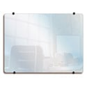 Luxor WGB4030 40x30 Wall Mounted Glass Board