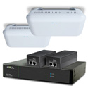 Luxul XWS-2510 High Power Wireless Controller System with AC1900 Dual-Band Access Points
