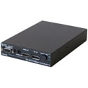 Luxi THB-350 VGA/HDMI/DP/audio 3x2 Switcher with Scaler and HDBT Transmitter