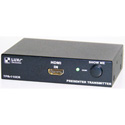 Luxi TPR-110CR Presenter Transmitter 100 Series Daisy-Chainable HDMI Input - Rack-Mountable
