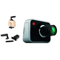 Blackmagic Design MFT Cinema Camera w/ Wooden Camera Basic Kit