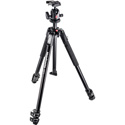 Manfrotto MK190X3-BH 190X Aluminum 3 Section Kit Ball Head