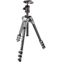 Manfrotto MKBFRA4D-BH BeFree Tripod with Ball Head - Grey