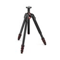 Manfrotto MT190GOA4TB 190 Go! Aluminum 4 Section Tripod with Twist Locks Black