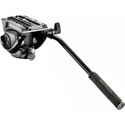Manfrotto MVH500AH Lightweight Fluid Video Head with Flat Base