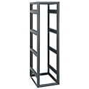 Middle Atlantic BGR-4532LRD BGR Series Rack - 45 RU 32 Inch Depth without Rear Door