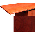 Middle Atlantic C5-SDSH-CDC Contemporay Flip-Up Side Shelf Dark Cherry