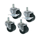 Middle Atlantic CASTERS-K Set of 4 Casters