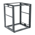 Middle Atlantic CFR-16-20 16 Space Cabinet Frame Rack 20 Inches Deep