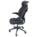 Middle Atlantic CHAIR-CF1-B Contour Freedom Chair