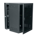 Middle Atlantic CWR-18-32VD CableSafe Cabling Wall Mount Rack w/Vented Door