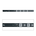 Middle Atlantic RLNK-1015V 15A 10 Outlet IP Controlled Vertical Power Strip