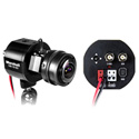 Marshall CV343-CS 2.5MP HD/3G-SDI/Composite Compact Progressive POV Camera - CS Mount (Power Pigtail)  Body Only