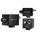Marshall CV505-M HD/3G-SDI Compact Progressive Camera with Interchangeable 3.7mm 2MP (M12) Lens