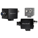Marshall CV505-MB Full-HD (3G/HD-SDI) 2.5MP Mini-Broadcast POV Camera with 3.7mm 2MP Lens
