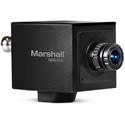 Marshall CV565-MGB MINI Genlock Broadcast Camera 2.5MP with Tri-Level Sync ability in 1080p59.94/50 1080i59.94 720p59.94