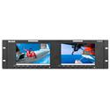 Marshall M-LYNX-702 7 Inch Rackmountable 1024 x 600 LCD Display