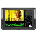 Marshall V-LCD70W-SH 7 Inch Full HDplus 1920 x 1200 Lightweight Camera-Top Monitor with HDMI & SDI Inputs