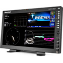Marshall V-R173-DLW-DT 17 Inch Native HD Resolution IMD LCD Desktop Monitor with Waveform & Vectorscope Displays