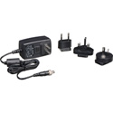 Marshall V-PS12V-2.0A-U-L/C 12 VDC 2.0A Universal Power Adapter with Lock
