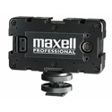 Maxell 261400 Pro 3Way Power Shoe Adapter for L Series/NPF Battery Mount
