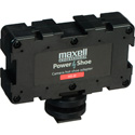 Maxell 261402 Professional 3Way Power Shoe Adapter