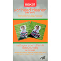Maxell VP-100 VHS Video Head Cleaner - Dry