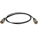 Belden Miniature Coax BNC Cable 2Ft