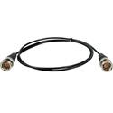 Belden Miniature Coax BNC Cable 2Ft