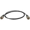 Belden Miniature Coax BNC Cable 3Ft