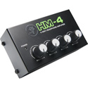 Mackie HM-4 4-Way Headphone Amplifier
