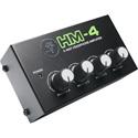Mackie HM-4 4-Way Headphone Amplifier