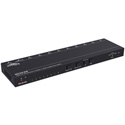 Magena Research MG-DA-618 1x8 4K60 HDMI 2.0 Ultra Slim Distribution Amplifier with HDCP 2.2 and Down Scaling