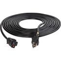 Milspec D11714015 ProStar Cordset 14/3 AC Extension Cord Black - 15 Foot