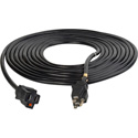 Milspec D16528025 ProPower Cordset 14/3 AC Extension Cord Black - 25 Foot