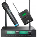 Mipro ACT-312/ACT-30H/T Dual Channel Handheld and Bodypack Wireless System