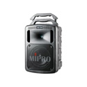 MIPRO MA-708PADM 190-Watt Portable PA System w/CD Player & 6A Wireless Rx