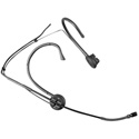 Mipro MU-55HN 4.5mm Omni-Directional Water-Proof Headworn MIPRO Microphone - Mini-XLR - Black