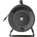 Jackreel Deluxe MKR-1-1694A-200 Single Channel Belden 1694A BNC Cable Reel - 200 Foot