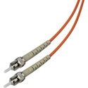 10-Meter 62.5u/127u Fiber Optic Patch Cable Multimode Simplex ST to ST