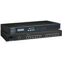 Moxa NPort 5650-8 8-port RS-232/422/485 Rackmount Device Server with RJ45 Connectors and 100-240 VAC Power Input